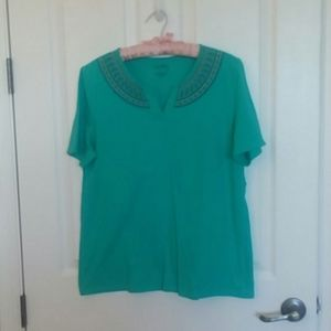 Coral Bay size L top